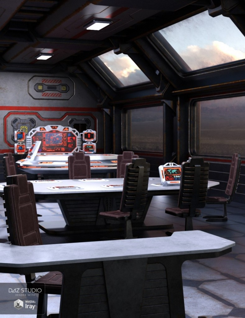 00-main-sci-fi-stronghold-tactical-room-daz3d