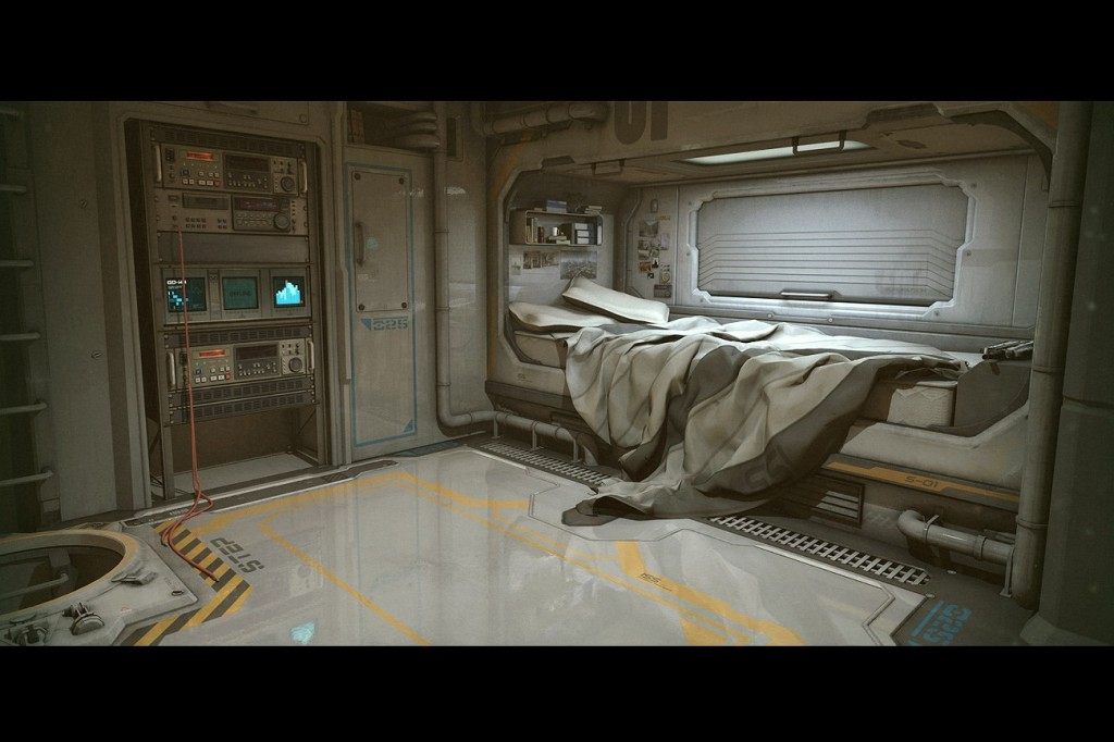 02-sci-fi-bedroom-daz3d